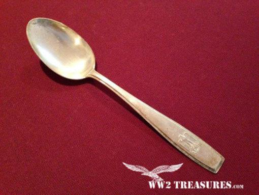 Adolf Hitler Formal Dinner Spoon