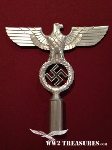 Nazi Pole Topper