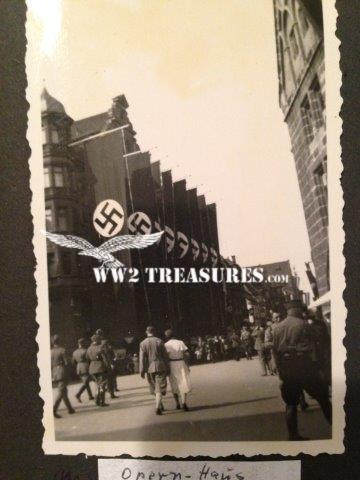 Nazi Photo Opera House