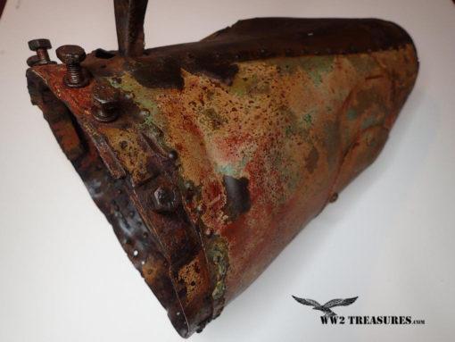 V1 Rocket Buzz Bomb Parts
