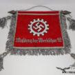 Nazi DAF Schellenbaum Banner