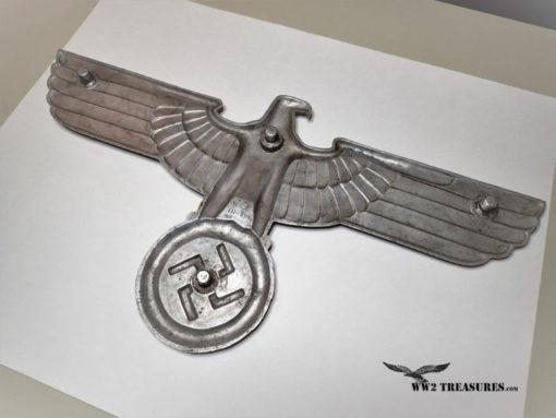 Nazi Railroad Eagle