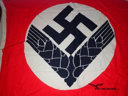 Nazi RAD Flag