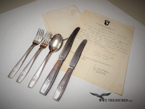 Hitler's Silverware