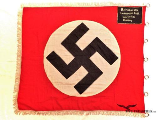 Nazi German Flag
