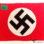 NSDAP Standard/Flag Bezirk XII Kolonie 4 #144
