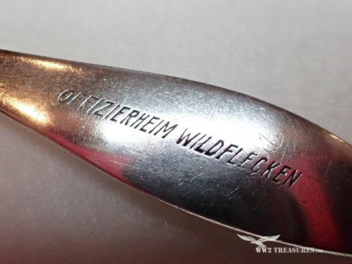 Nazi Silverware